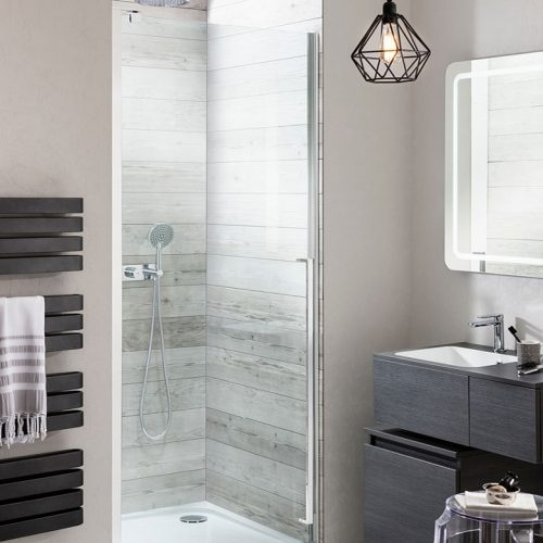 Crosswater Pier Shower Enclosure Collection