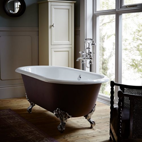Heritage Buckingham Cast Iron Freestanding Bath