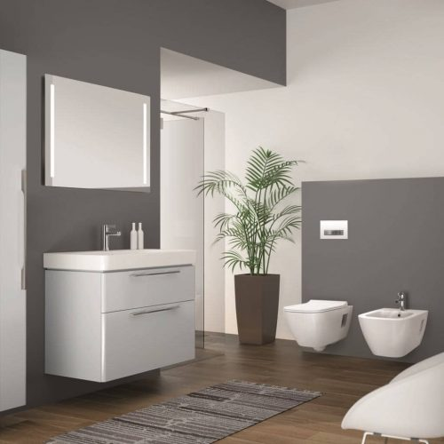 Geberit Smyle Sanitary Ware Collection