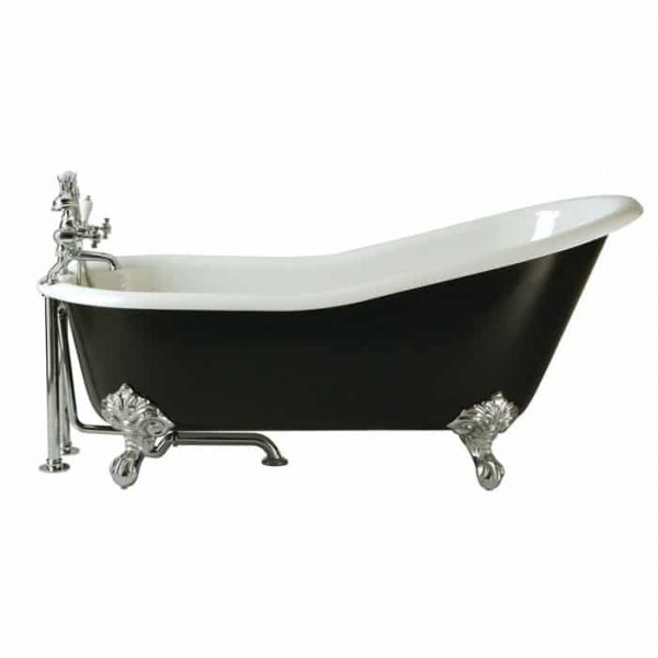 Heritage Hampshire Cast Iron Freestanding Bath