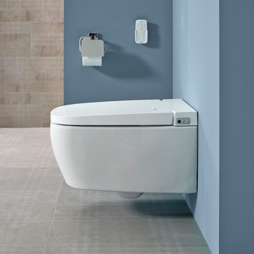 Vitra V-Care Shower Toilet
