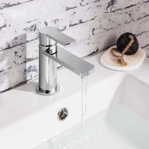 Crosswater Wisp Brassware Collection