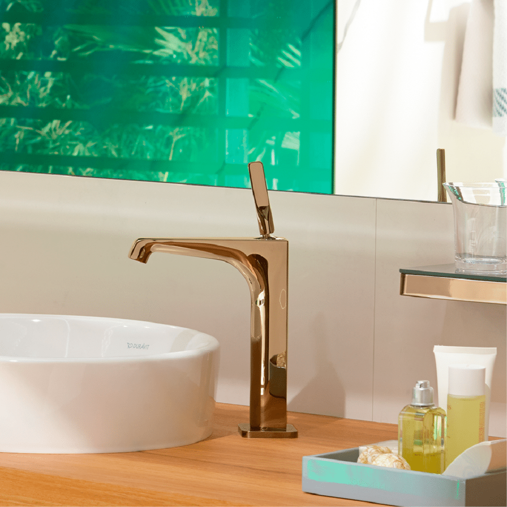 Hansgrohe - Axor Citterio E Brassware Collection – BATHHOUSE