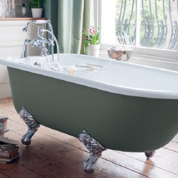 Heritage Essex Cast Iron Freestanding Bath