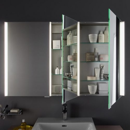 Laufen Mirrored Wall Cabinets