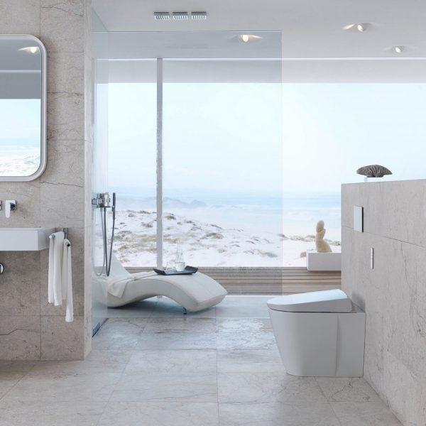 Geberit AquaClean Sela Shower Toilet