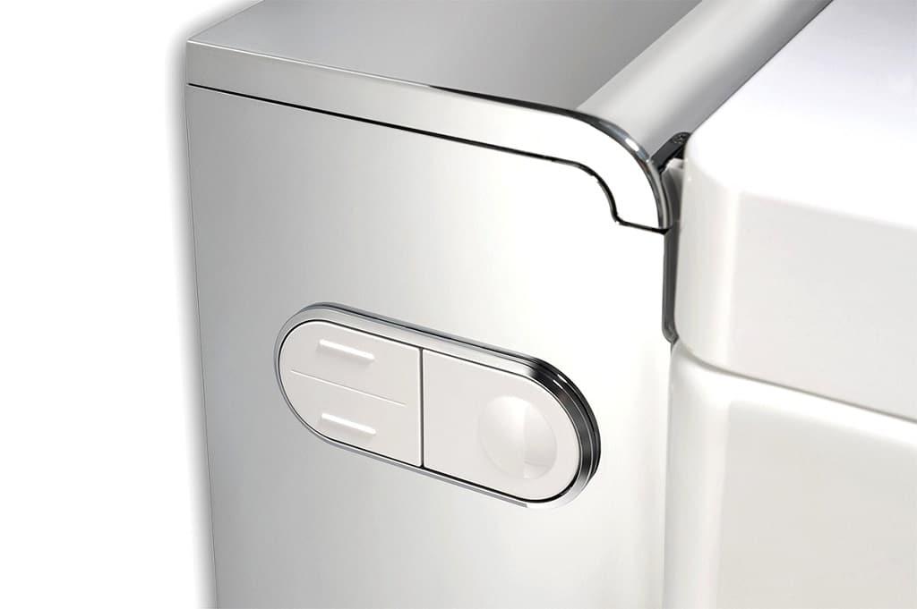Geberit aquaclean mera shower toilet bathhouse for Geberit italia