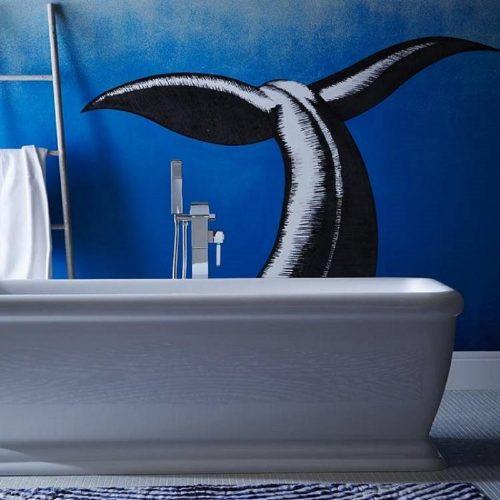 Heritage Hadleigh Acrylic Freestanding Bath