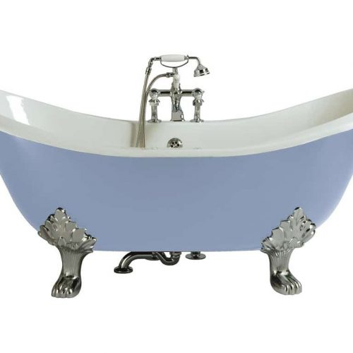 Heritage Devon Freestanding Cast Iron Bath