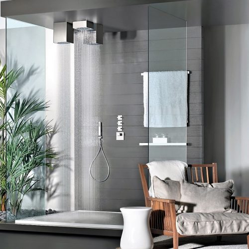 Gessi Segni Home Spa Collection