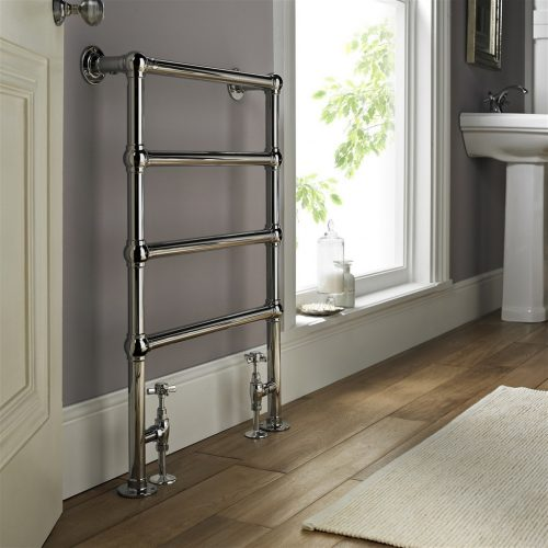 Vogue Ballerina Towel Rail