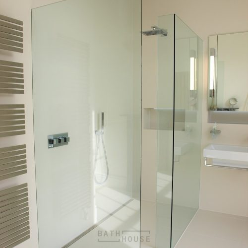 Bath House Bespoke Glass Shower Enclosure