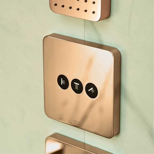 Hansgrohe - Axor Shower Select Valves