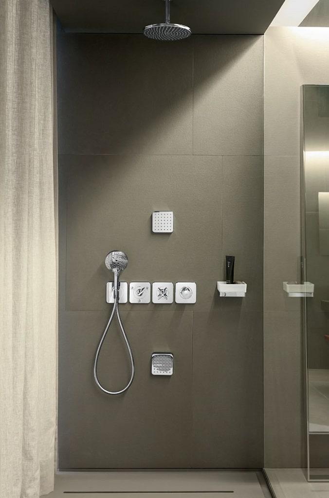 Hansgrohe Axor Citterio E Shower Valves Bathhouse