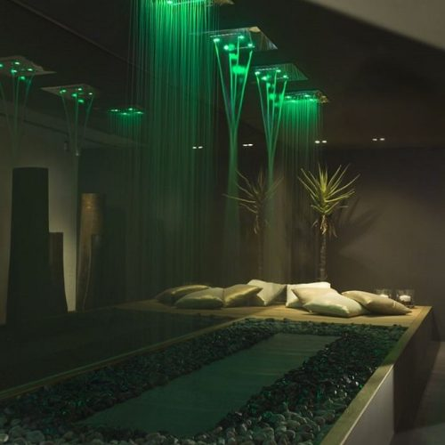 Gessi Afilo Private Wellness Collection