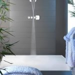 Gessi Cascata Private Wellness Collection