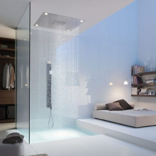 Axor Shower Heaven Recessed