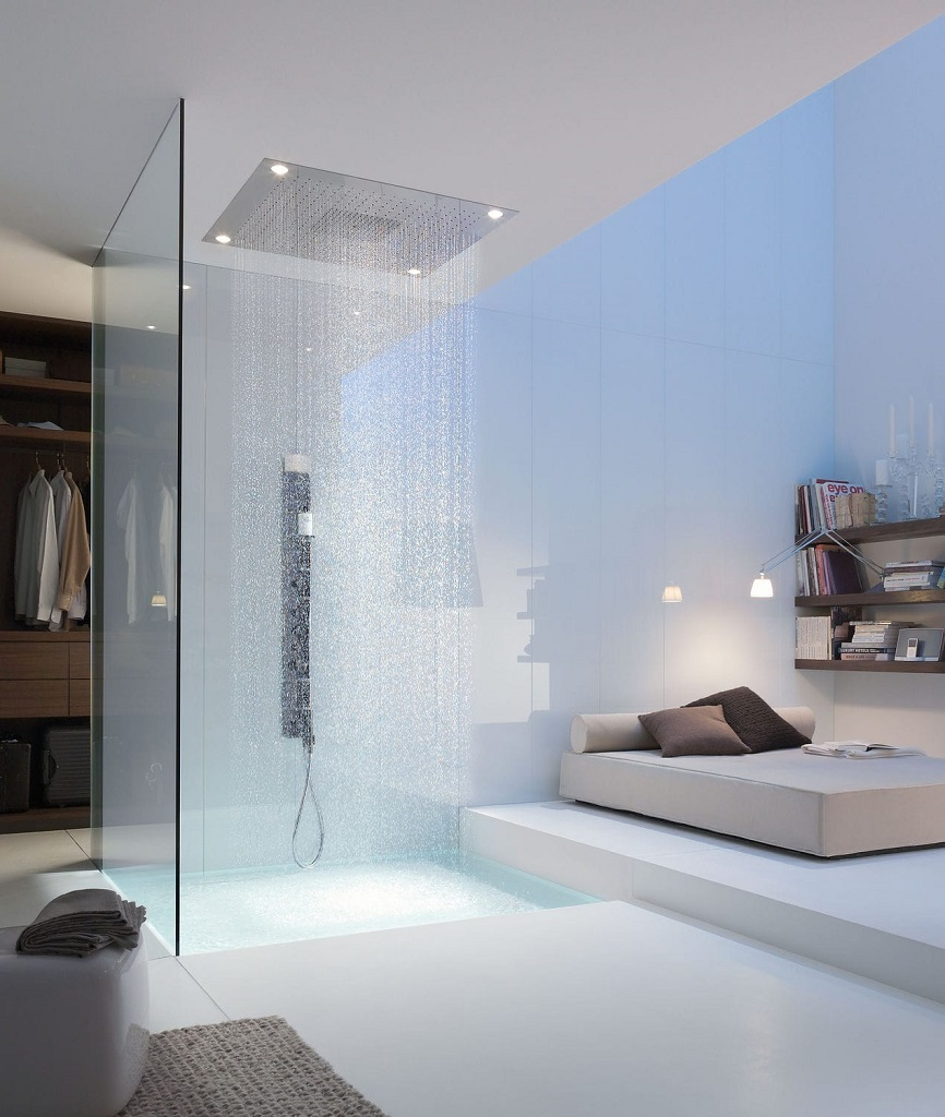 Hansgrohe - Axor Starck Shower Collection – BATHHOUSE