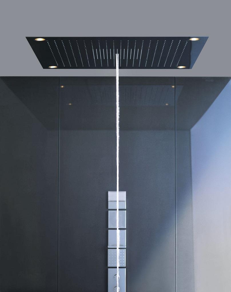 hansgrohe axor starck shower collection bathhouse. Black Bedroom Furniture Sets. Home Design Ideas