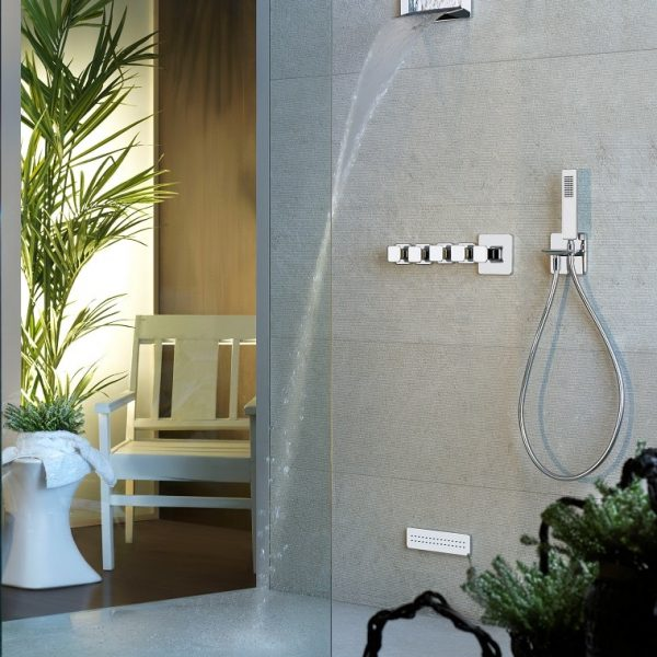 Gessi iSpa Shower Valves