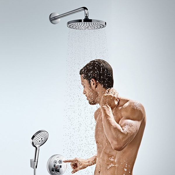 Hansgrohe Shower Select S Recessed Shower Valves