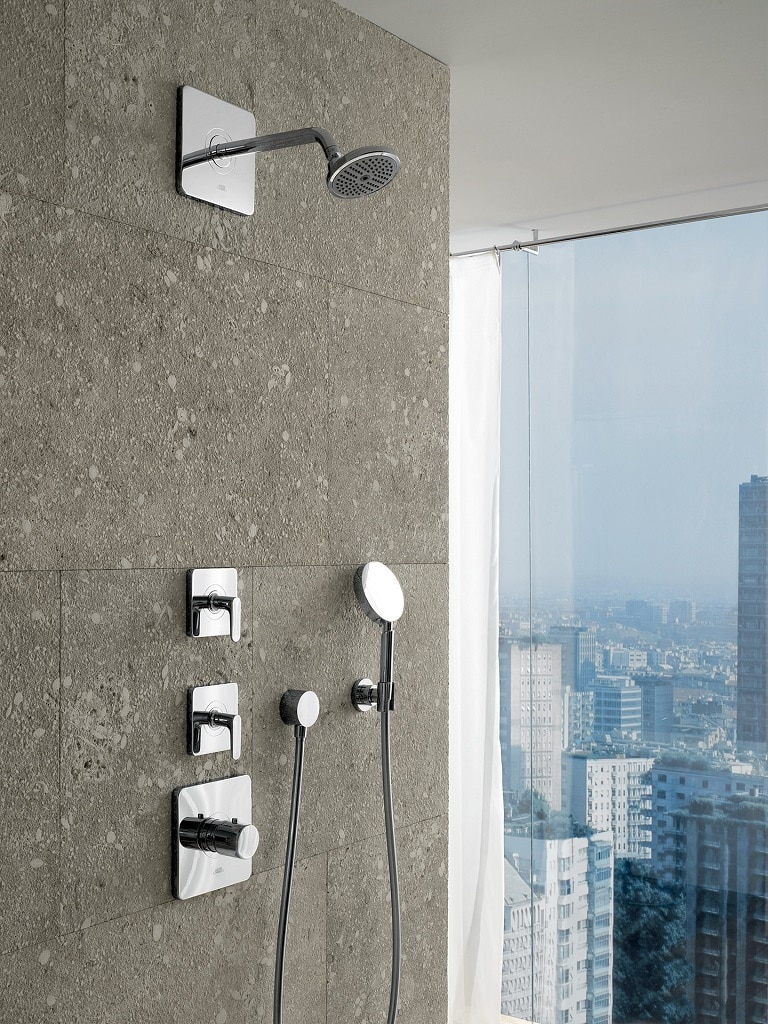 hansgrohe axor citterio m shower valves bathhouse. Black Bedroom Furniture Sets. Home Design Ideas