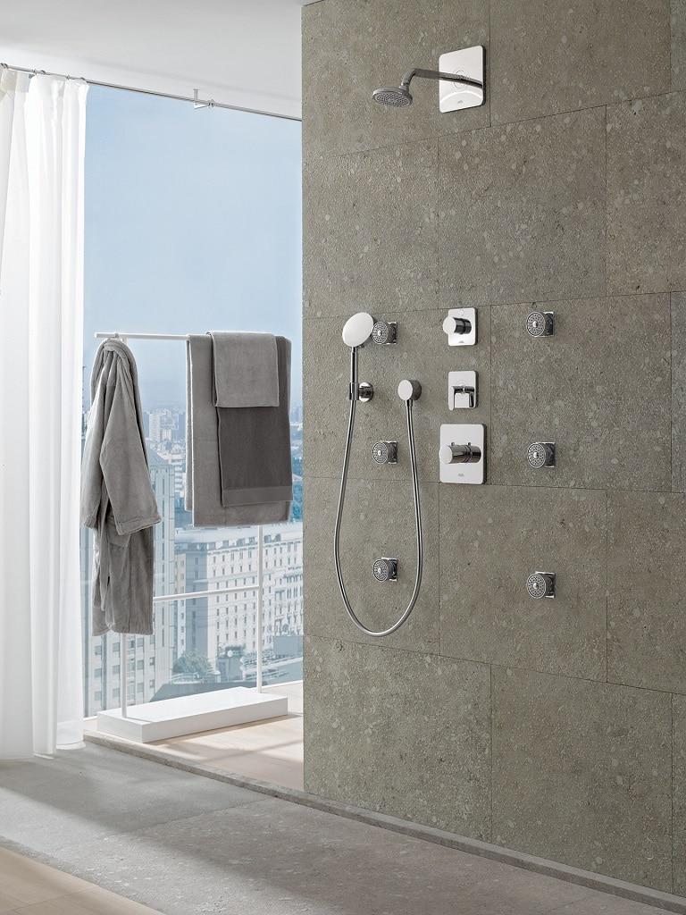 Hansgrohe Axor Round Shower Heads Bathhouse