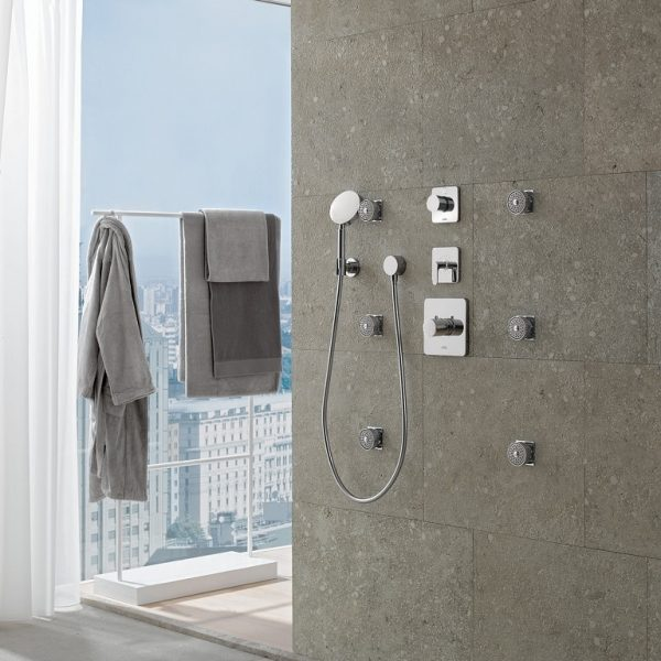 Hansgrohe - Axor Citterio M Shower Valves