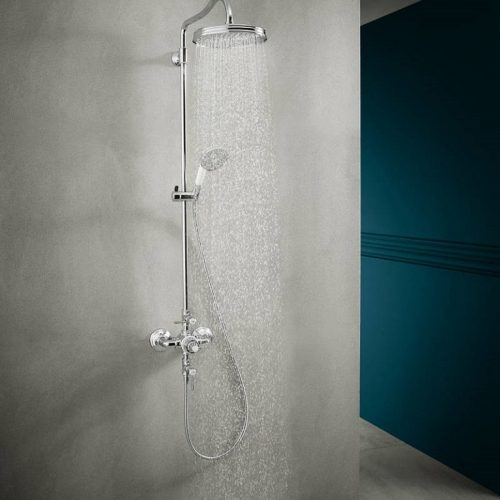 Hansgrohe - Axor Traditional Shower Heads