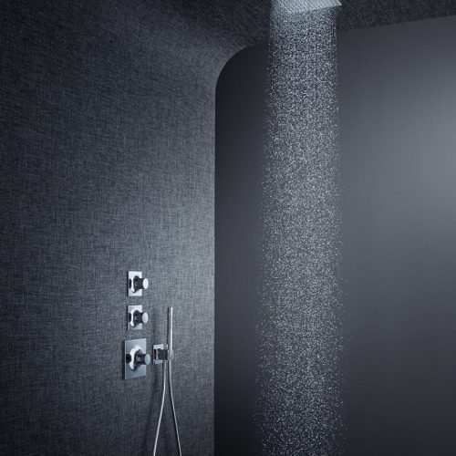 Hansgrohe - Axor Massaud Shower Valves