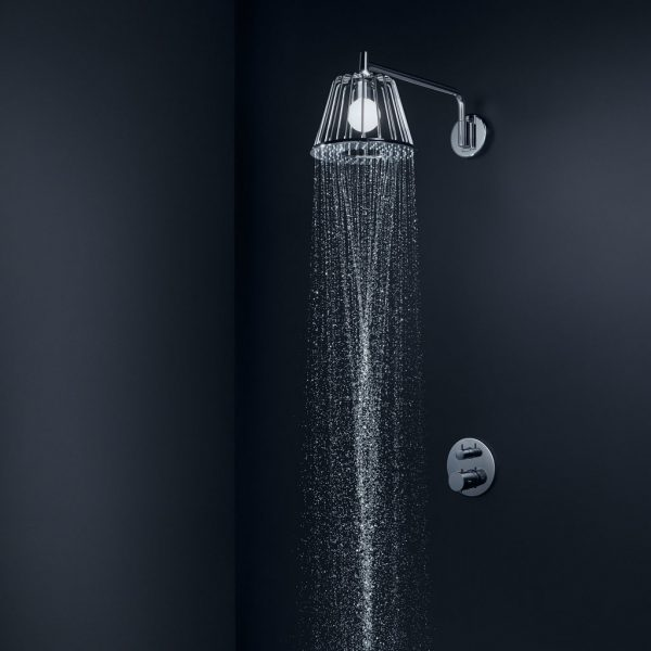 Hansgrohe - Axor Starck Shower Valves