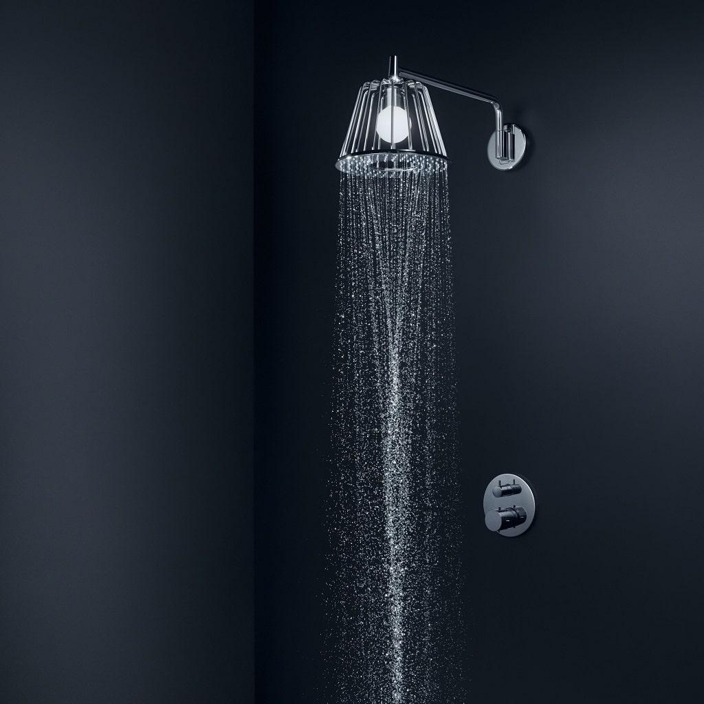 hansgrohe axor starck shower valves bathhouse. Black Bedroom Furniture Sets. Home Design Ideas