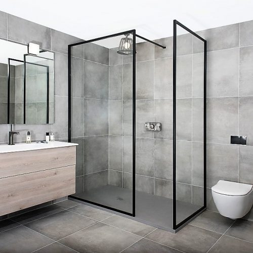 Drench Border Shower Enclosure Collection