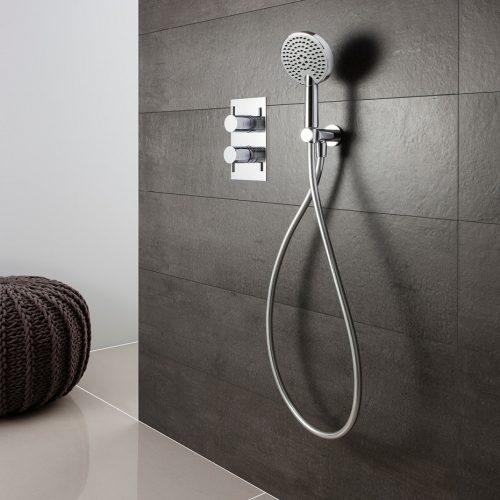 Crosswater Premium Shower Kit Ethos