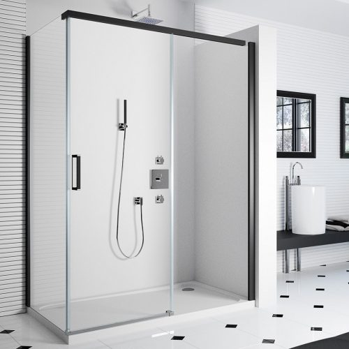 Merlyn 8 Series Frameless Sliding Door Shower Enclosure