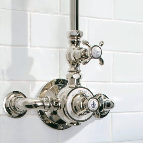 Lefroy Brooks La Chapelle Shower Valves