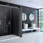 Merlyn 8 Series Frameless Sliding Door Shower Enclosure
