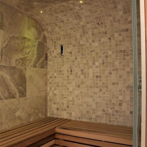 Bath House Steam Rooms