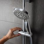 Crosswater Premium Shower Kit Wisp