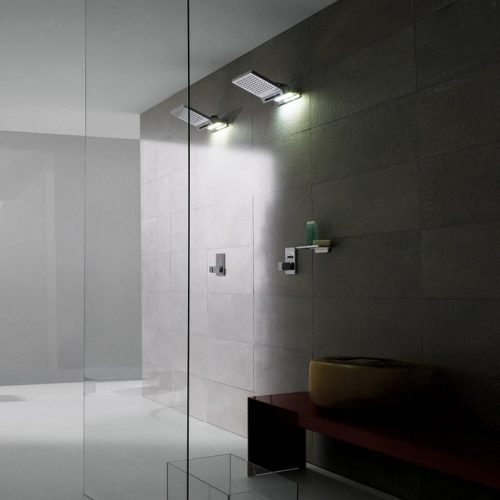 Zucchetti Faraway Multifunctional Shower Head