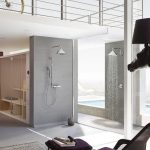 Axor 2 Jet Overhead Shower Designed by Front