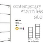 Vogue - Galaxy Towel Rail
