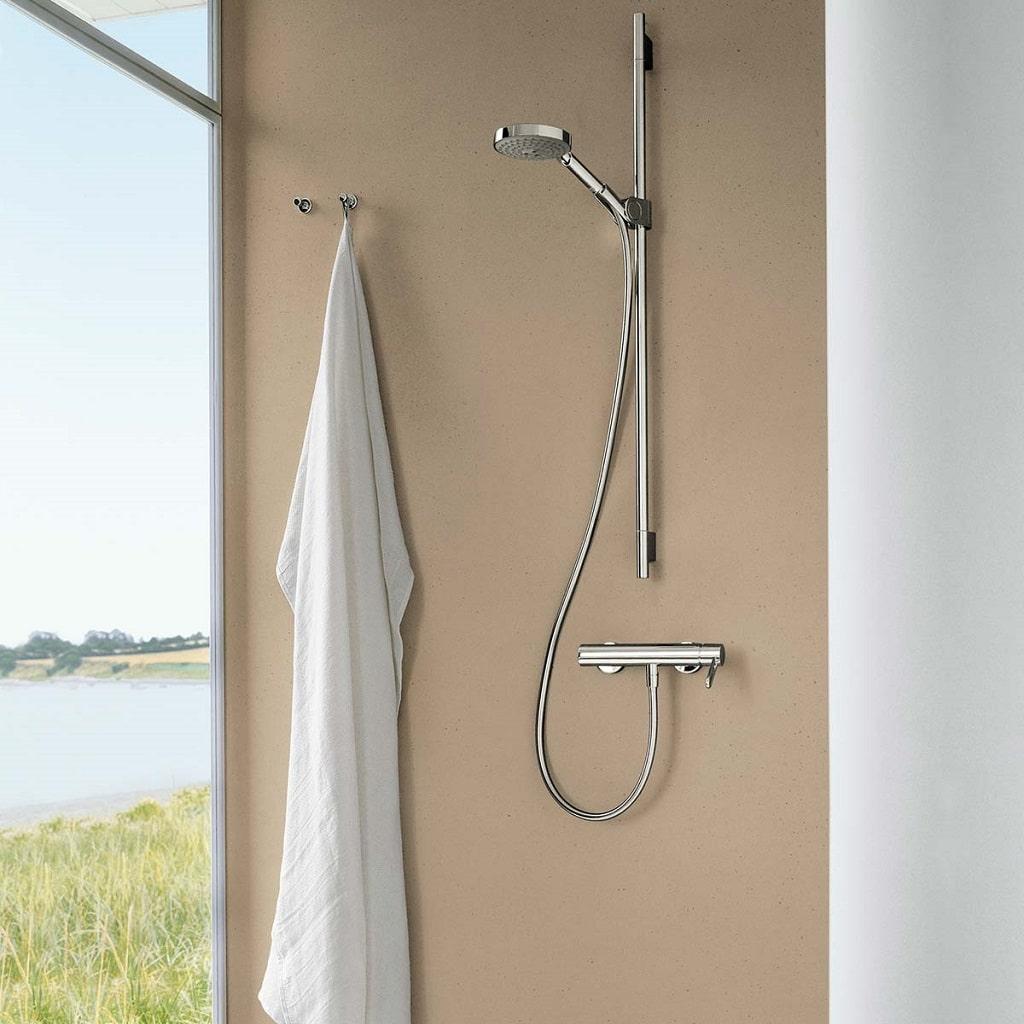 hansgrohe axor uno shower valves bathhouse. Black Bedroom Furniture Sets. Home Design Ideas
