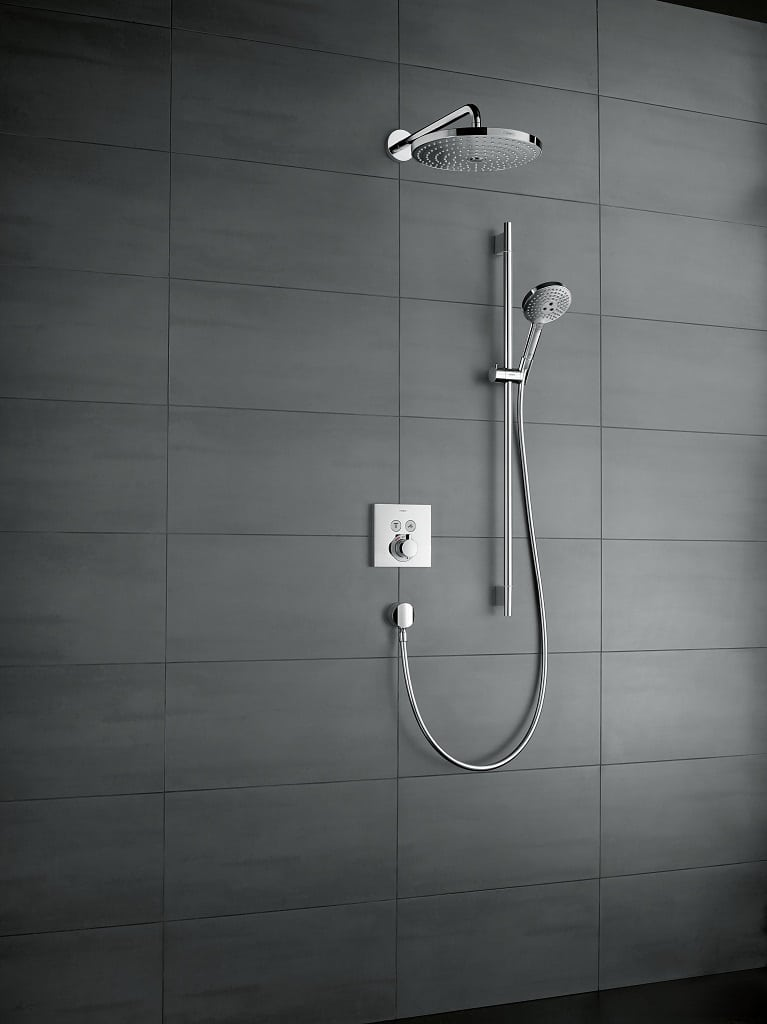 hansgrohe raindance select s shower head bathhouse. Black Bedroom Furniture Sets. Home Design Ideas