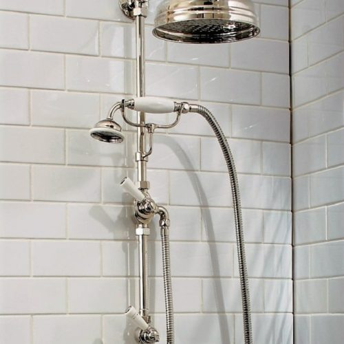 Lefroy Brooks Traditional Shower Heads