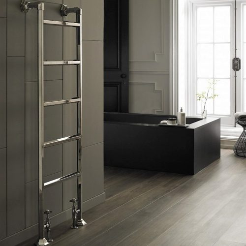 Vogue Art Moderne Towel Rail