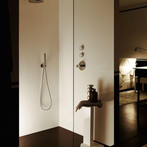 Zucchetti Savoir Shower Valves