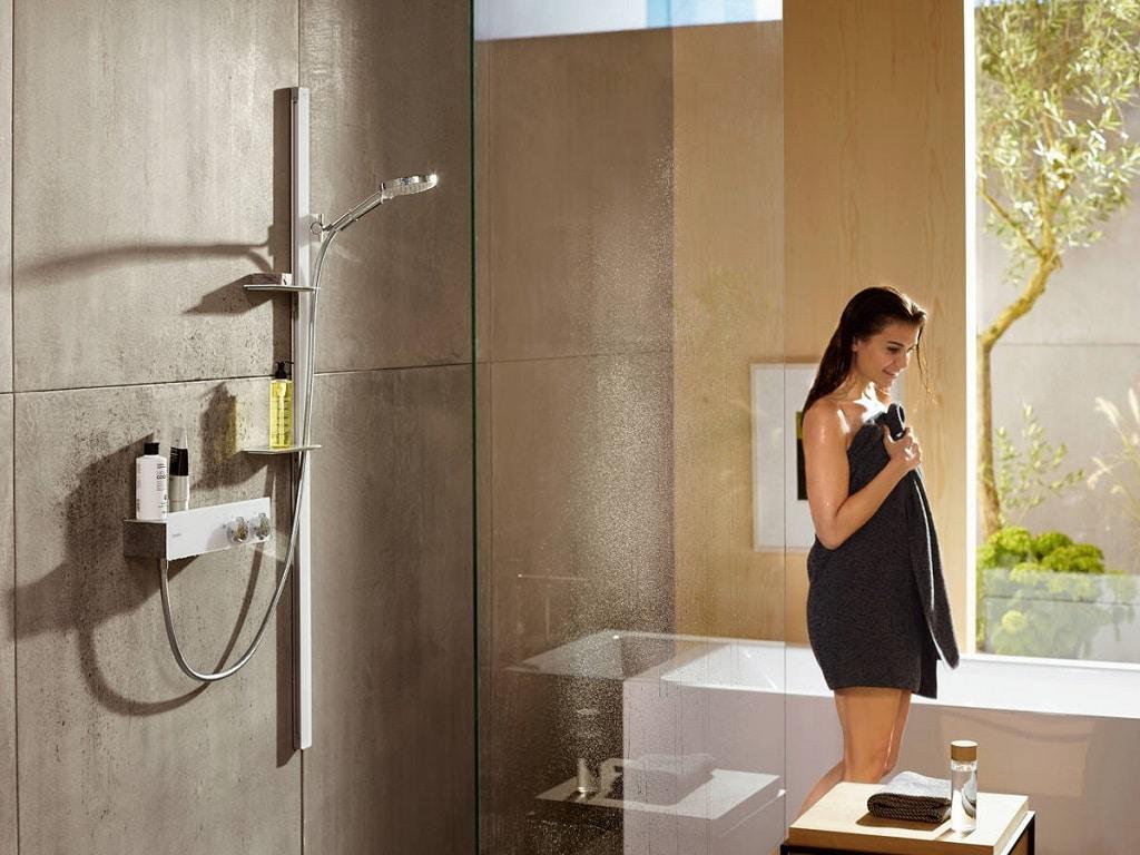 Hansgrohe shower sets bathhouse - Hansgrohe raindance shower set ...