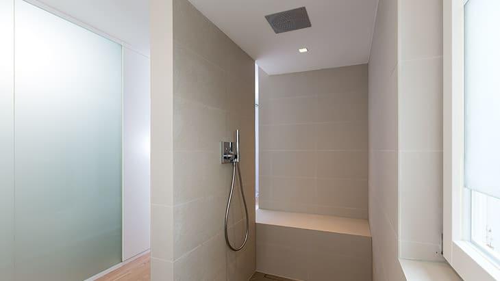 hansgrohe raindance 260 260 1jet flush ceiling mounted bathhouse. Black Bedroom Furniture Sets. Home Design Ideas