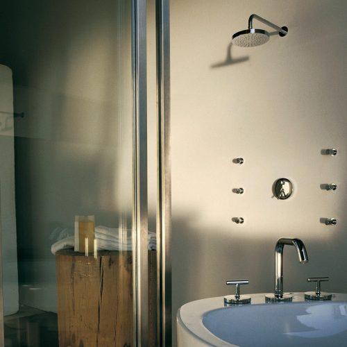 Zucchetti Isy Shower Valves